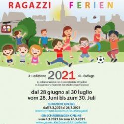 Estate Ragazzi 2021