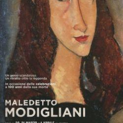 La Grande Arte al Cinema - Maledetto Modigliani