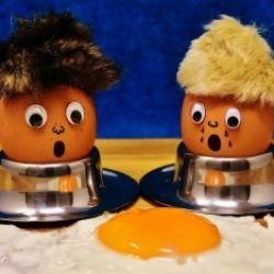 Giochiamo con le uova