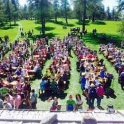 Festa delle malghe a San Genesio