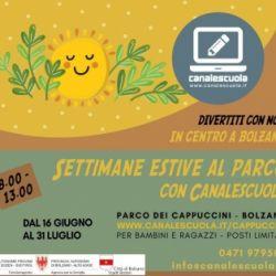 Settimane estive al Parco Cappuccini