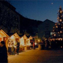Natale medievale Chiusa