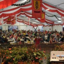Festa dei vigili del fuoco volontari di Brunico