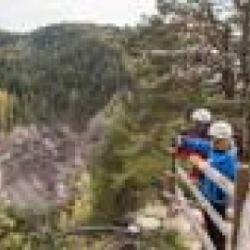Tour virtuale attraverso il Bletterbach Canyon