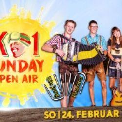 Die jung Puschtra - Sunday Open Air