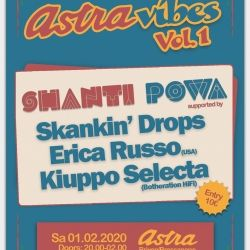 AstraVibes con Shanti Powa Orchestra