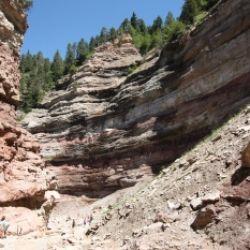 Escursione geologica: Gola del Bletterbach
