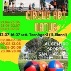 Circus Art Natur