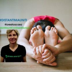 Stretching con Deborah - Diretta su Facebook