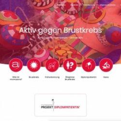13. Brustkrebs-Akademie Diplompatientin