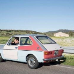Da Orani a Bolzano a bordo di una Fiat 127