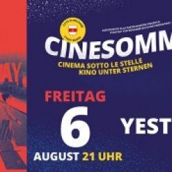 YESTERDAY - Cinesommer 2021