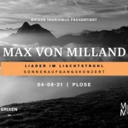Liader im Liachtstrohl Concerto all'alba di Max von Milland