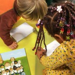 Lesung zum Tag der Kinderrechte