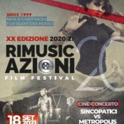 Rimusicazioni film festival: Sincopatici vs. Metropolis