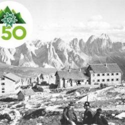 Hoch hinaus! Wege und Hütten in den Alpen