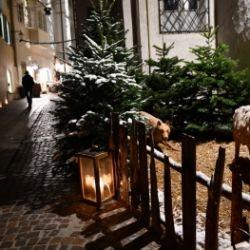 Borgo natalizio di Chiusa
