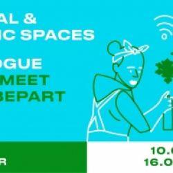 INTO THE DIGITAL #4: Digital & Public Spaces | Zoom webinar