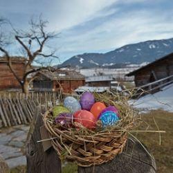 Inizio stagionale con quiz di Pasqua