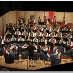 Concerto di Pasqua della Banda musicale di Vipiteno