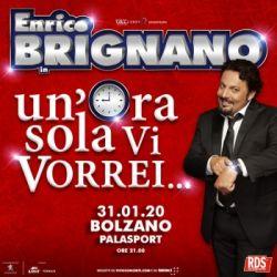 Enrico Brignano: Un'ora sola vi vorrei