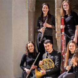 Estate musicale: Giovani ensemble: Monteverdi wind quintet &
