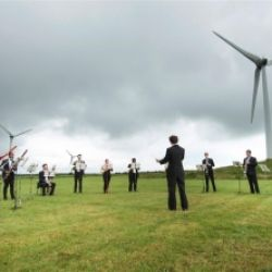Orchestra for the earth