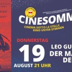 Leo Gurschler + Der Mann aus dem Eis - Cinesommer 2021