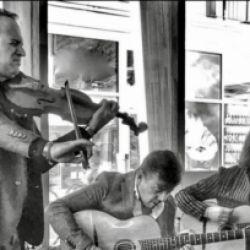 Almamanouche Gipsy Trio in concerto