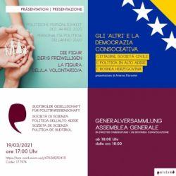 Politika Assemblea – Personalità politica dell'anno: il/la V