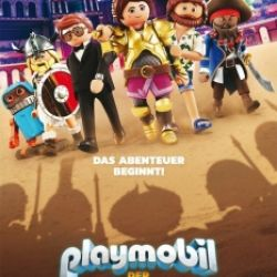 Open Air Cinema: Playmobil Movie