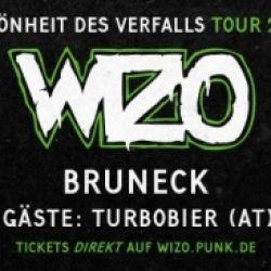 WIZO in Bruneck - Schönheit des Verfalls Tour 2019