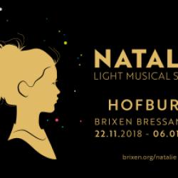 NATALIE light musical show