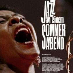 Open Air Kino: Jazz an einem Sommerabend