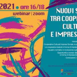 Nuovi scenari tra cooperazione culturale e impresa sociale