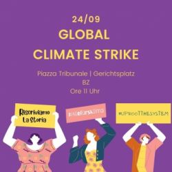 Insieme per il clima - Sciopero globale per il clima