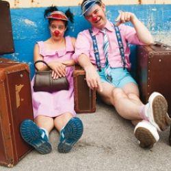 Herbert und Mimi machen Ferien