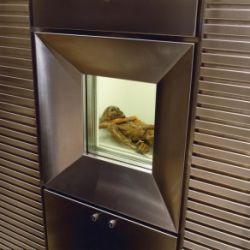 Visita guidata alla cella frigorifera di Ötzi
