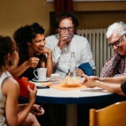 Caffè delle lingue - Festa di natale