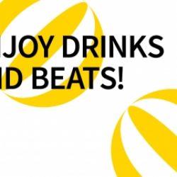 Enjoy Drinks and Beats: Eletronic Music -DJ Arno Parmeggiani