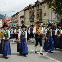 Festa della città di Brunico