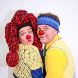HERBERT & MIMI CLOWNDUO - Glatt verkehrt