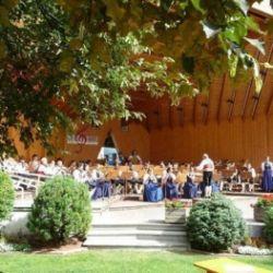 Concerto di primavera della banda musicale di Riscone