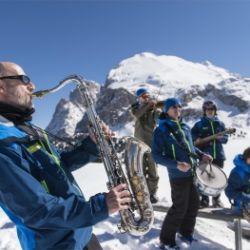 Swing on Snow - Katrin & Werner Unterlercher