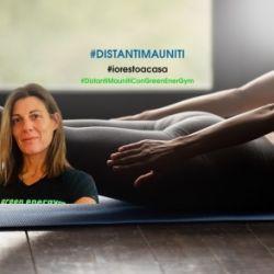 Pilates con Piera - Diretta su Facebook