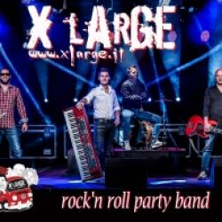 Xlarge live on stage