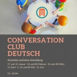 Conversation Club Deutsch
