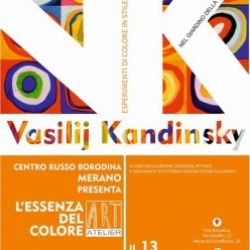 L'l'essenza del colore - Vasily Kandinsky