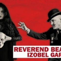 Reverend Beat-Man & Izobel Garcia live @ Sudwerk