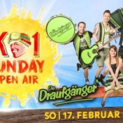 Die Draufgänger - Sunday Open Air